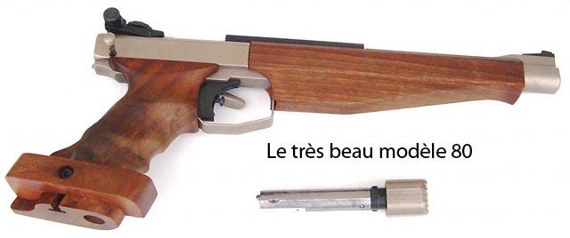 pistolet libre occasion