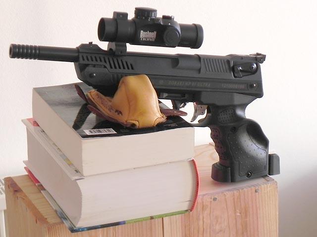 meilleure arme de poing
