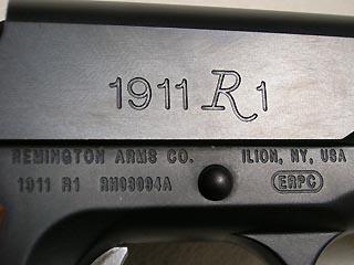 qualité remington r1