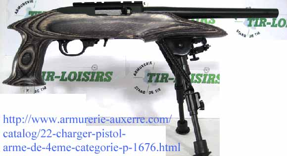 Pistolet RUGER MARK III 678 GC RKMK678GC Photo39