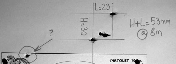 Apprendre a régler une hausse Ruger6mm2