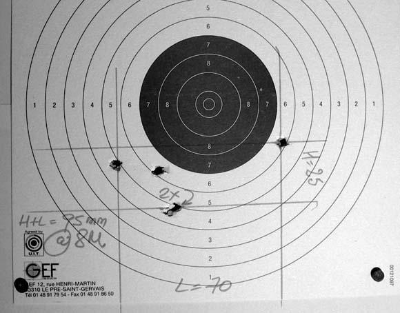 Apprendre a régler une hausse Ruger6mm3
